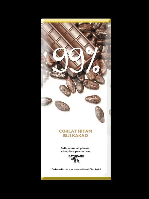Dark Chocolate 99% (50g)
