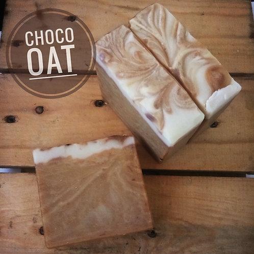 Natural & Vegan Choco-Oats Soap (100g)