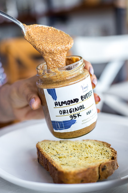 Almond Butter Original (250ml)