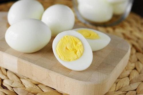 Eggs, Kampung Chicken - Telur Ayam Kampung (6pcs)