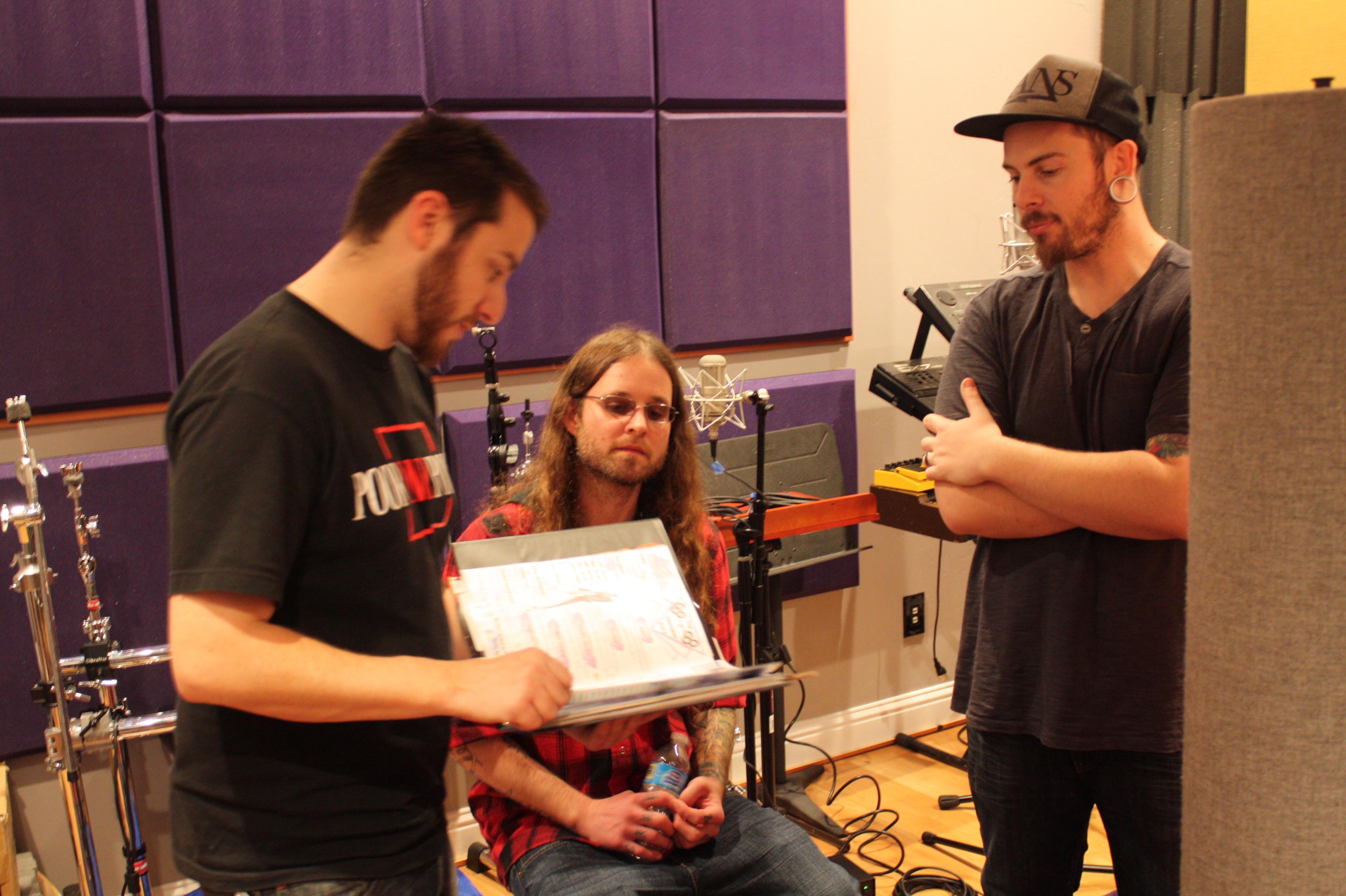 Live Room Recording