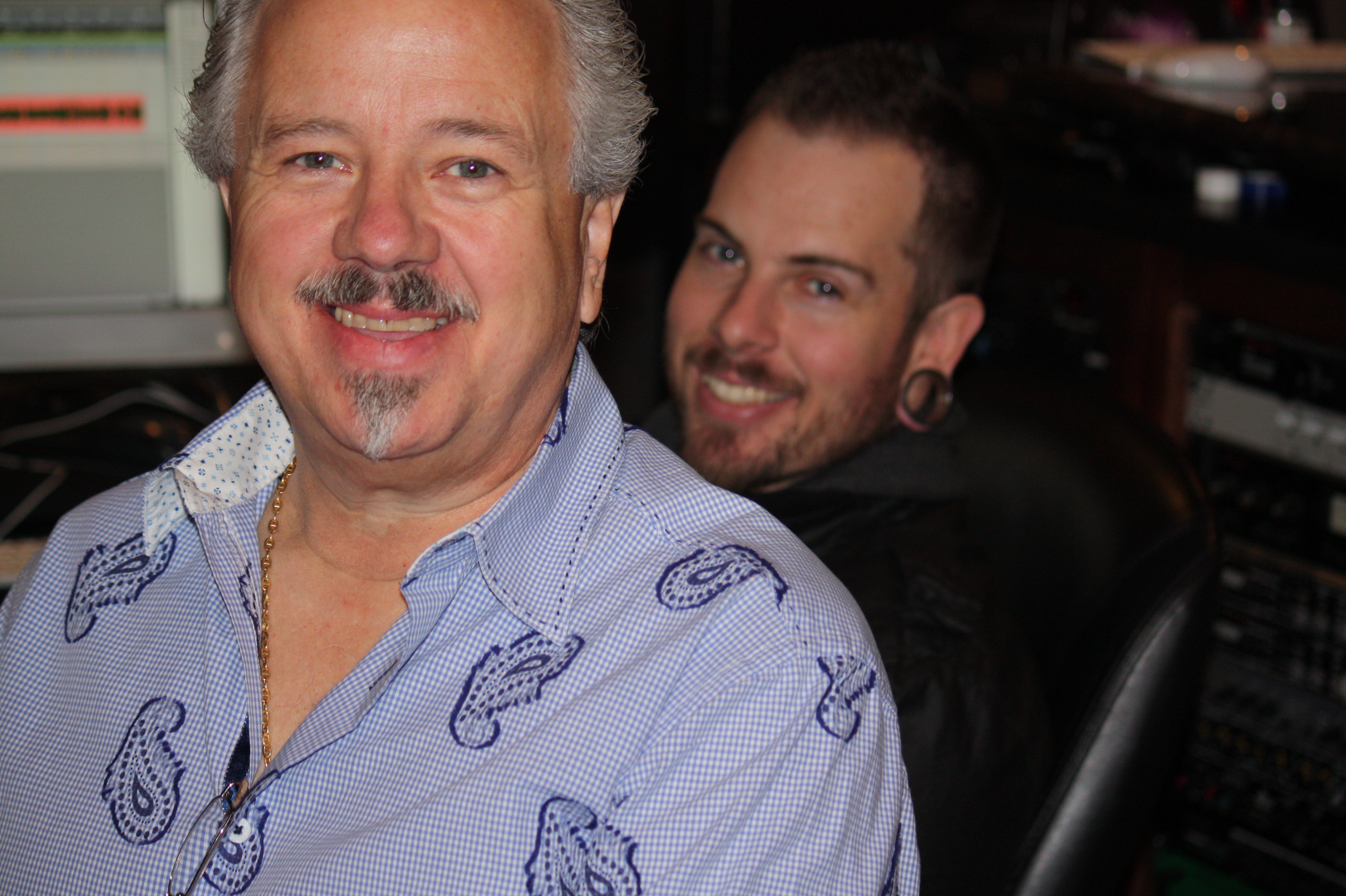Mark Filkey & Jason