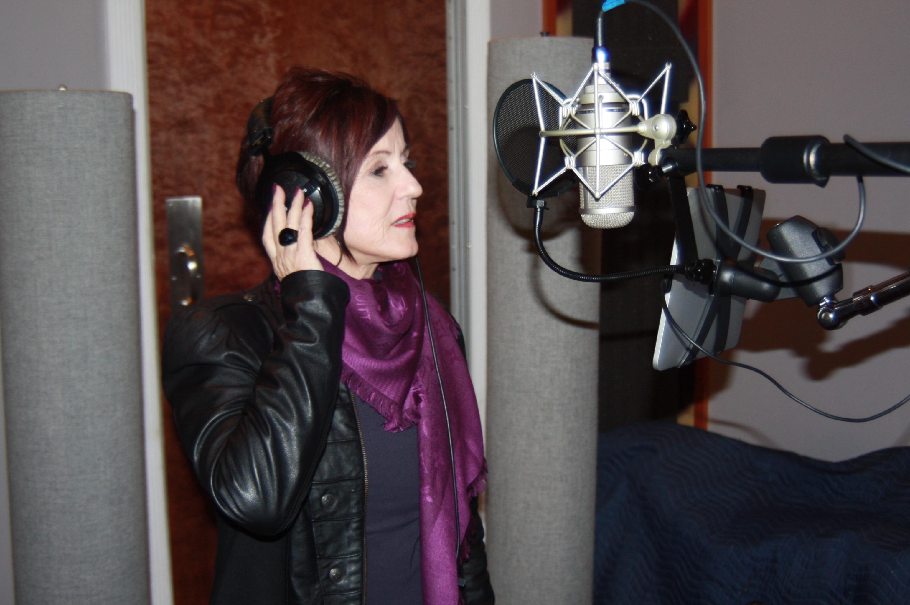 Mary Hudson Recording