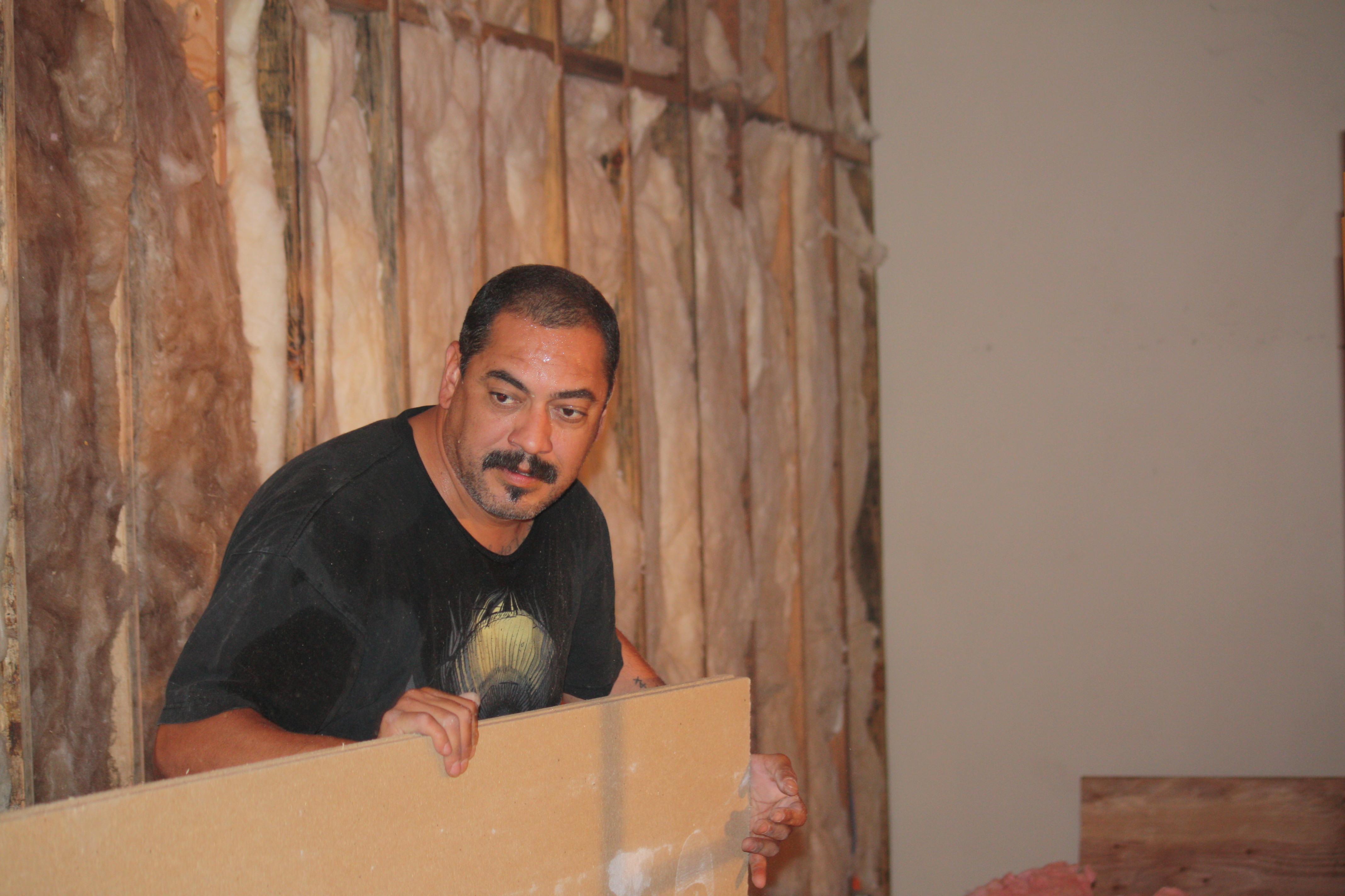 studio construction