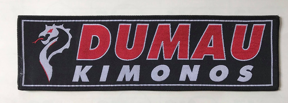 Dumau Kimonos Patch