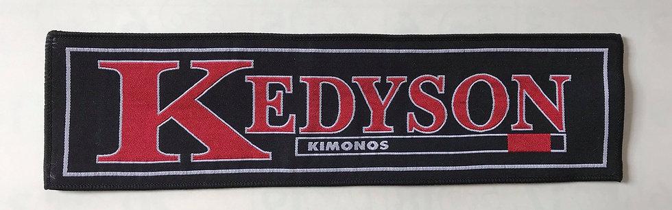 Kedyson Kimonos Patch