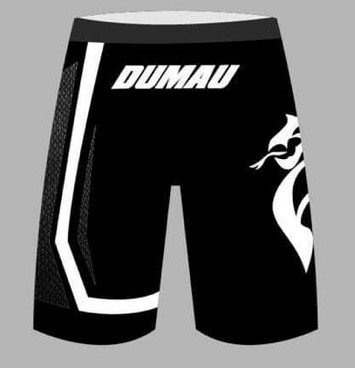 Fight Shorts - Competitor White