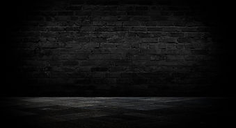 Background of an empty room with a brick
