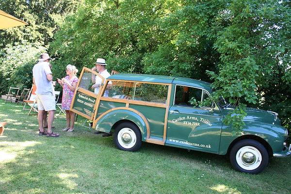 The Real Ale Morris Minor Traveller.JPG