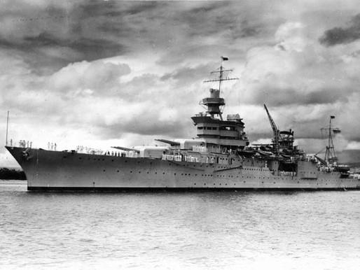 LA MALDICIÓN DEL USS INDIANAPOLIS