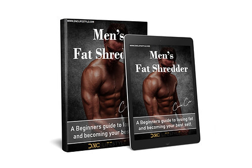 DNC Men's Fat Shredder E-book
