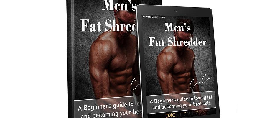 DNC Men's Fat Shredder E-book