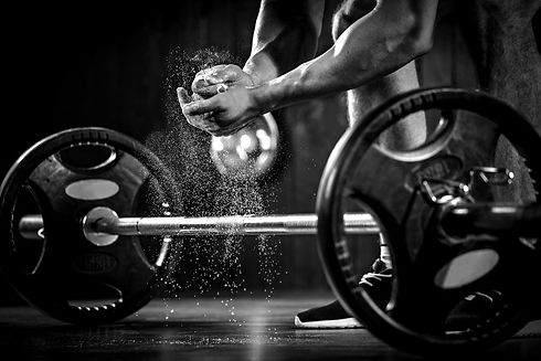 athlete-getting-ready-for-weight-lifting