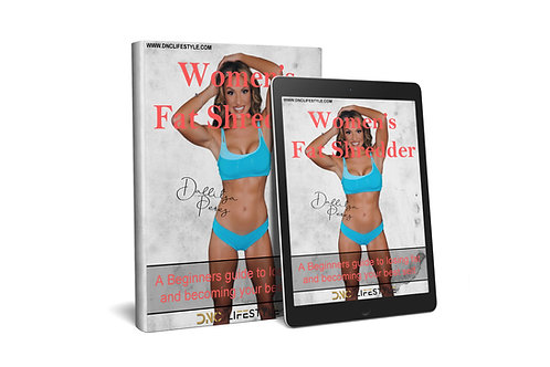 DNC Women's Fat Shredder E-book