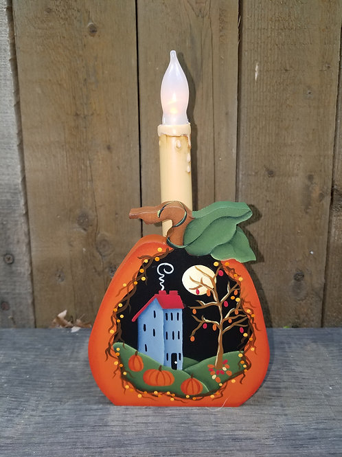 Autumn Moon Candle
