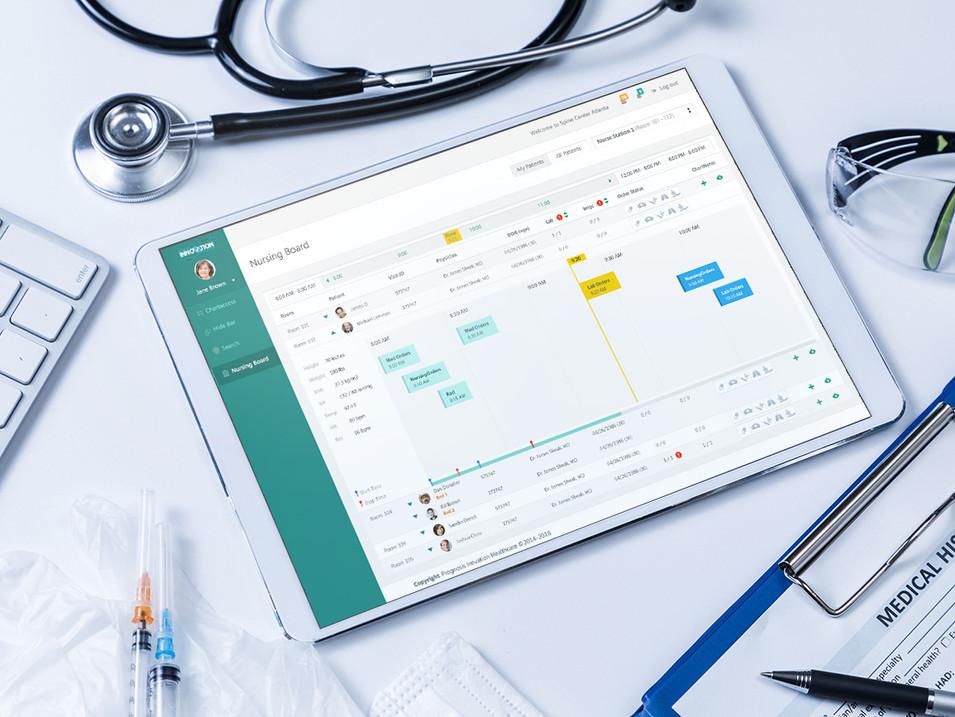Prognosis EHR Nursing Board