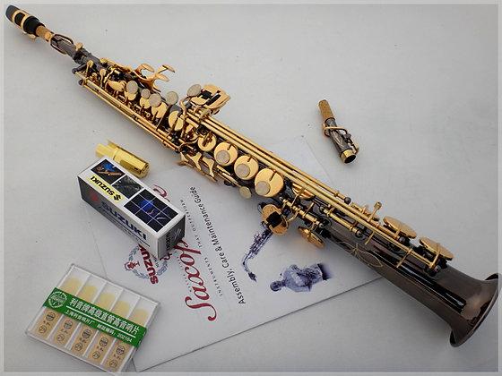 Yamasaki Black/Gold Soprano 入門型格之選