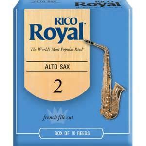 Rico Blue Box Alto #2