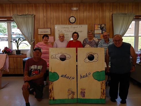 Houtzdale Senior Center Donation.jpg