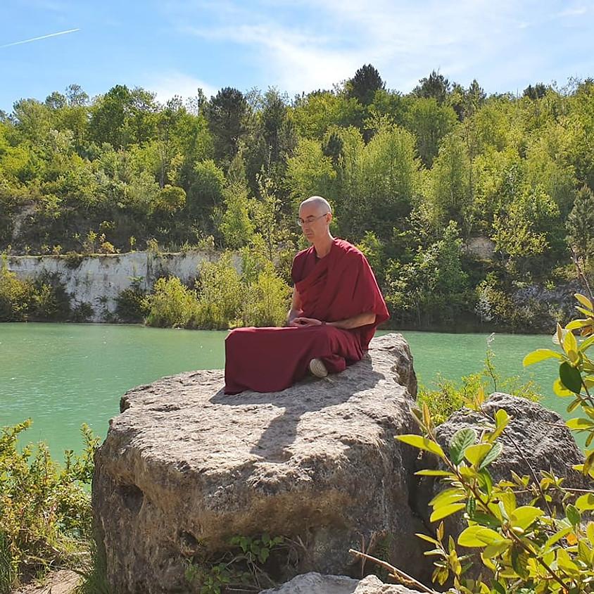 Méditation et vivres gratuits!