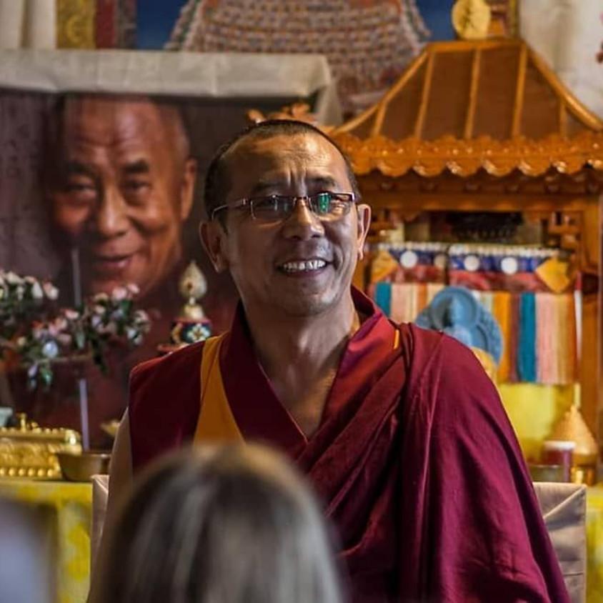 ALMA - Méditation Conférence sur le Bonheur au jour le jour.