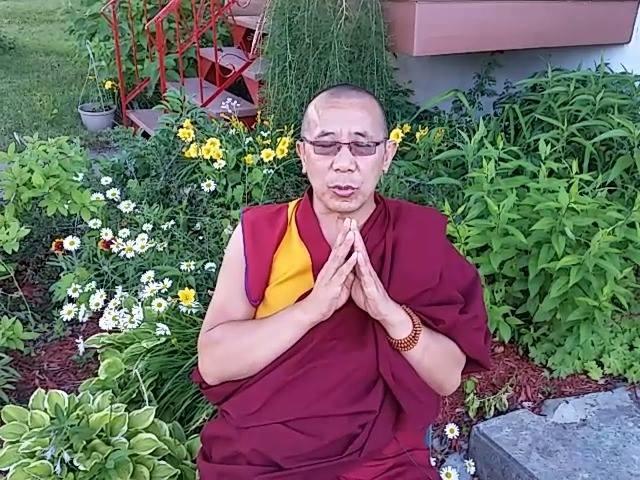 Le bonheur selon la philosophie bouddhiste tibétaine