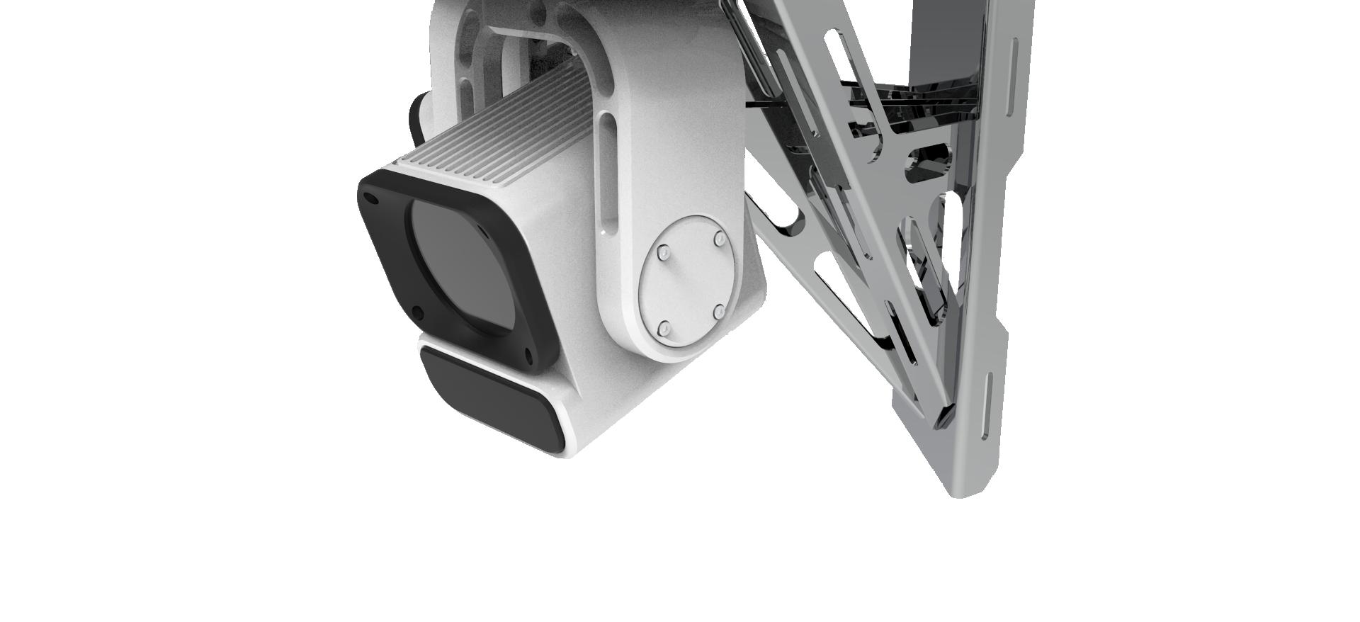 AVISS sensor module side view
