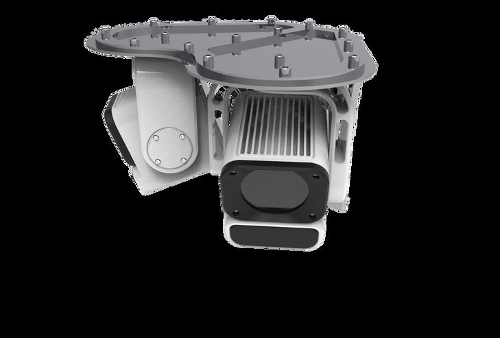 AVISS sensor module with fixture