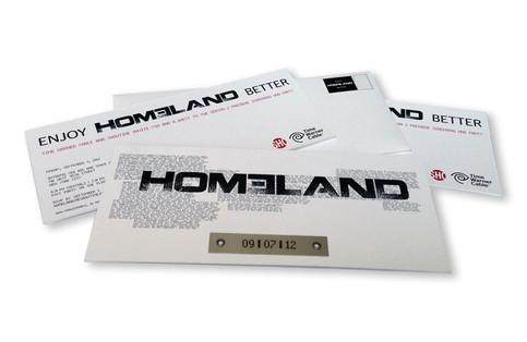 Homeland Invitation