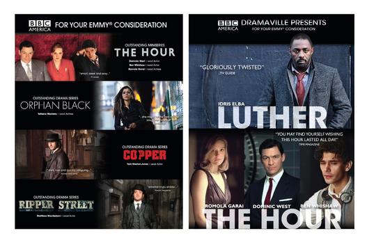 BBC America's Dramaville
