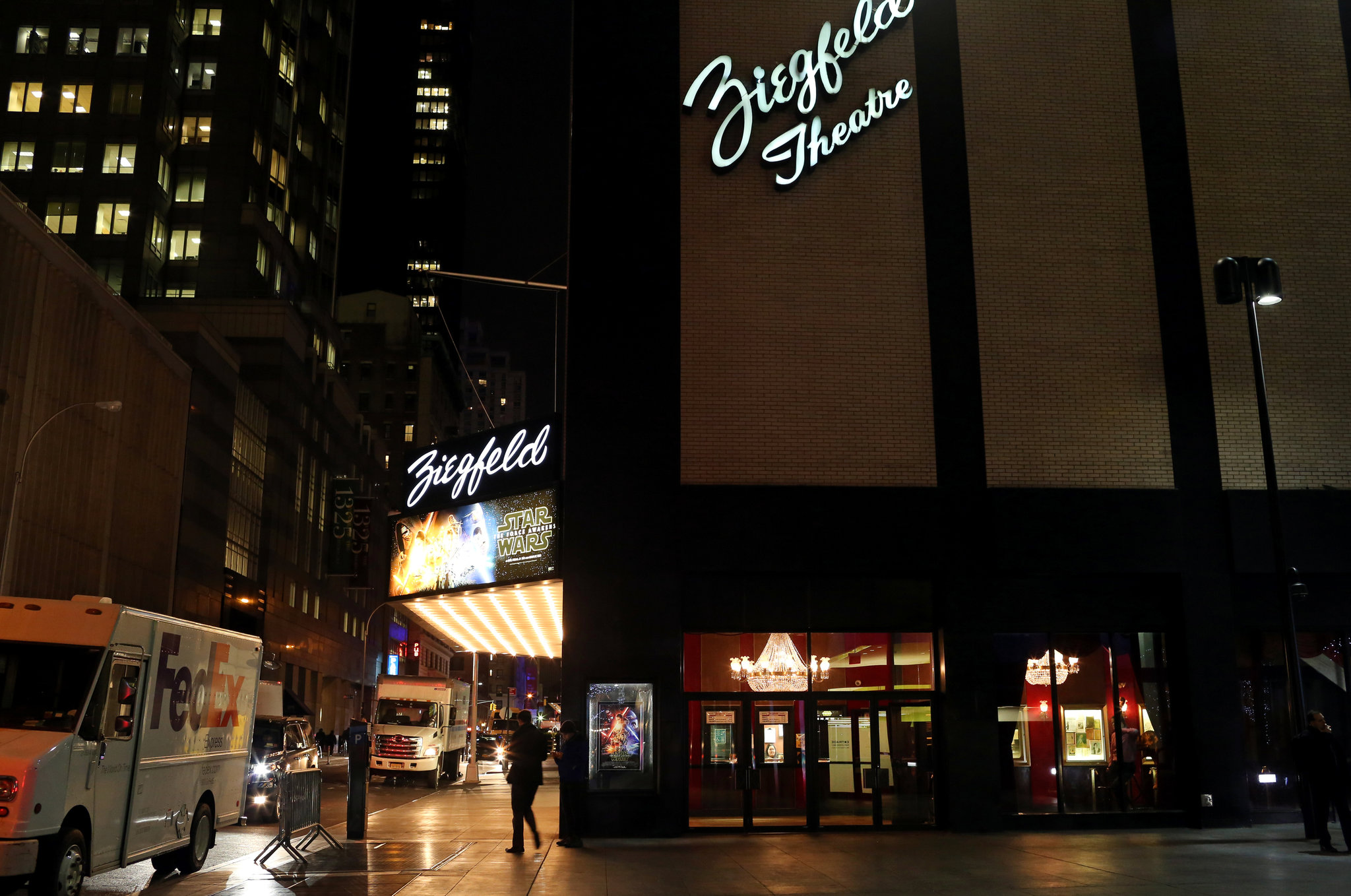 The Ziegfeld Theater (141 West 54th St)