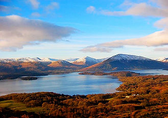 paesaggio Caccia in Scozia - La Beccaccia Associazione