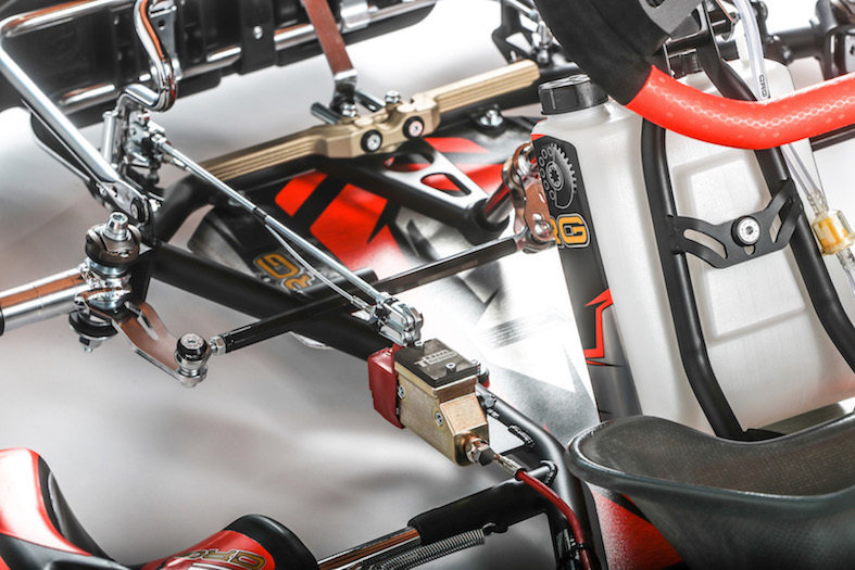 2020 CRG FS4 4 Cycle Chassis