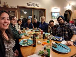 Lab Dinner 2018