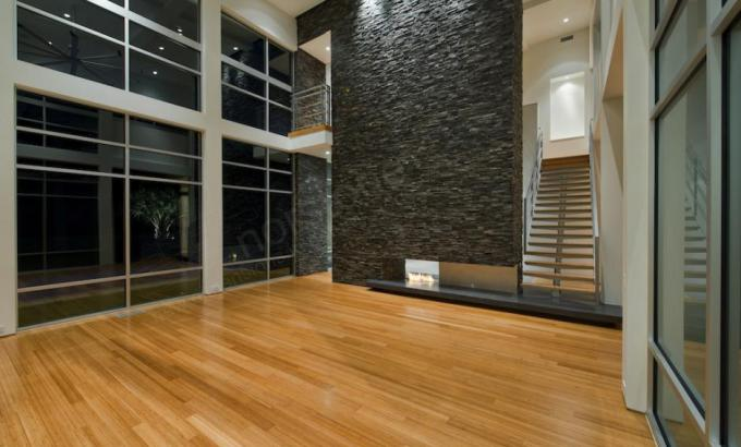 Interior_Gray_Stacked_Stone_Fireplace