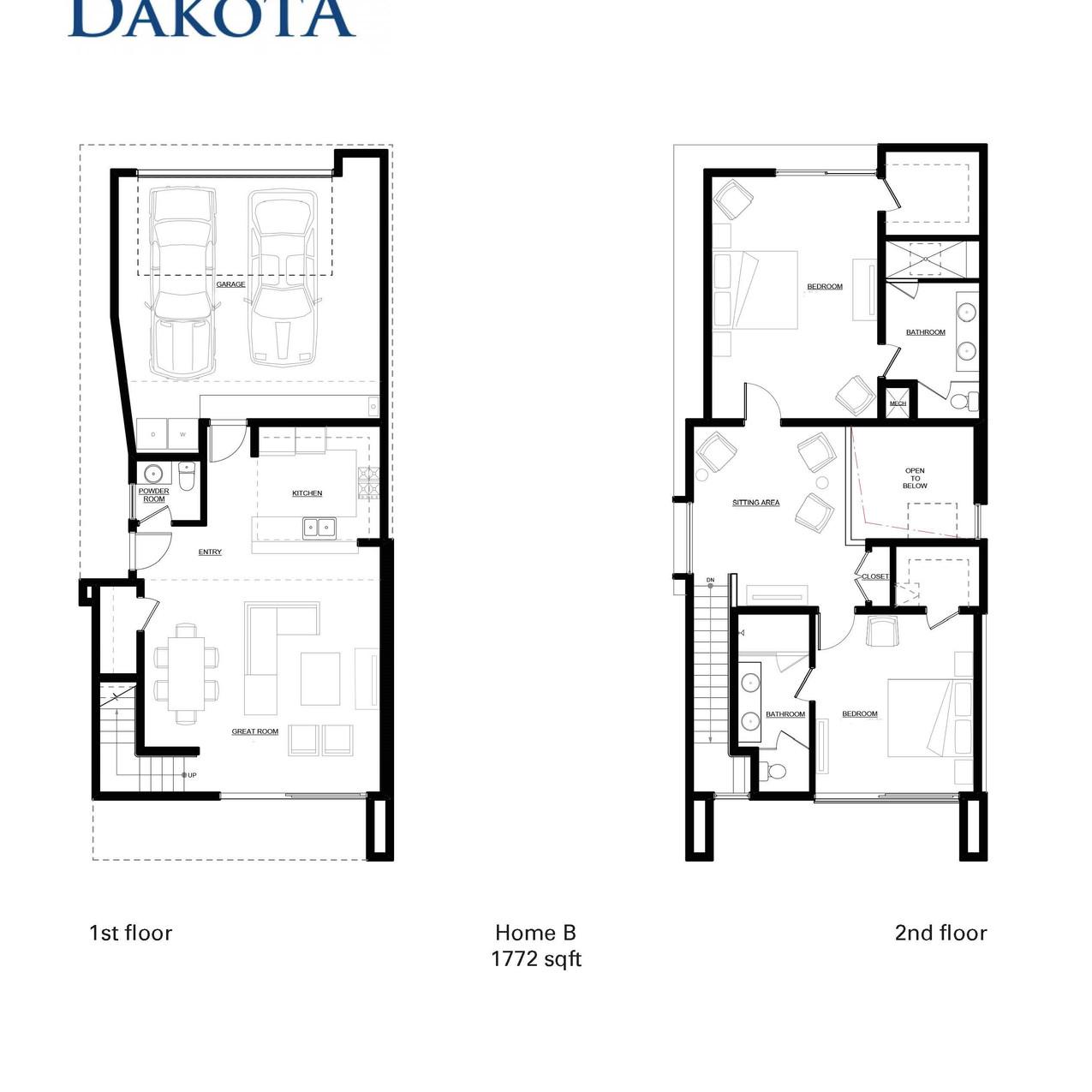 Dakota-Floor-Plans_Phase1-Home B_Page_2