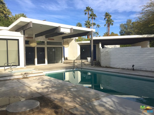 Home of the Day: 1401 N. Via Monte Vista, Las Palmas Heights, Palm Springs 92262