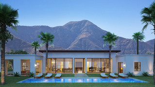 New Luxury Homes: Alta Verde at Monte Sereno, Palm Springs