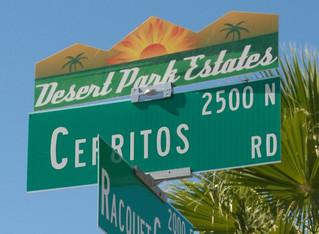 The Micro-Market: Desert Park Estates, Palm Springs 92262
