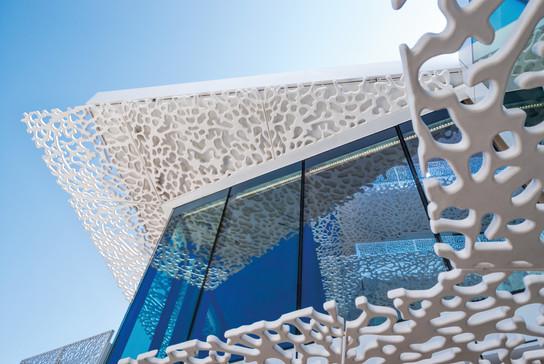The Bvlgari Resort Dubai _ Brise Soleil