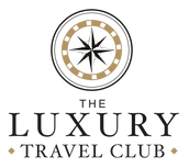 The Luxury Travel Club Final logo black