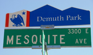 The Micro-Market: Demuth Park, Palm Springs 92264