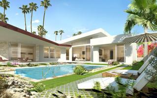 New Luxury Homes: Skye, Palm Springs 92264