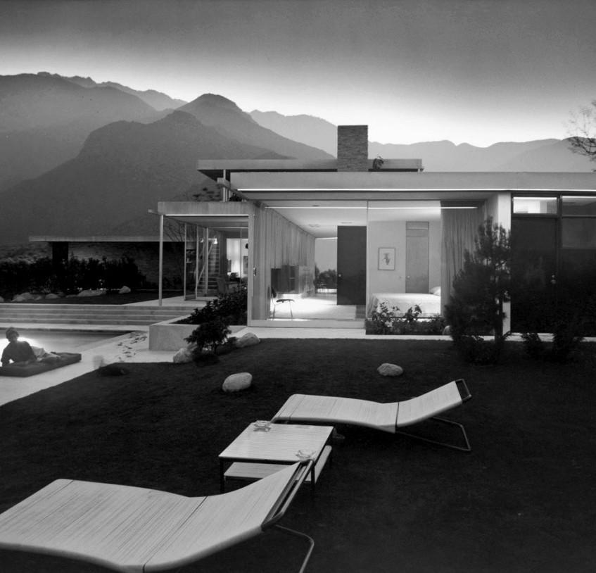 Richard-Neutra-Kauffman-House