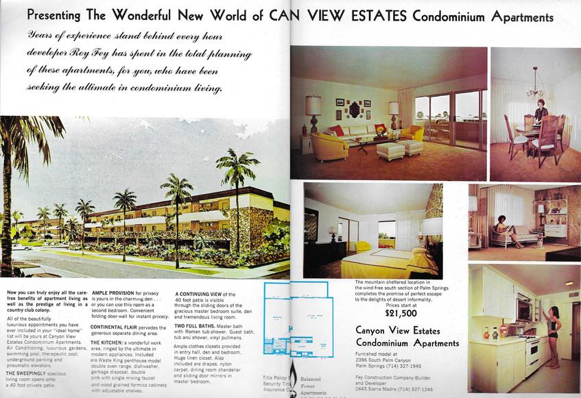 Canyon-View-Condominium-vintage-ad-palm-springs