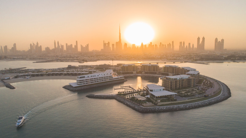 The Bvlgari Resort Dubai - Jumeira Bay I