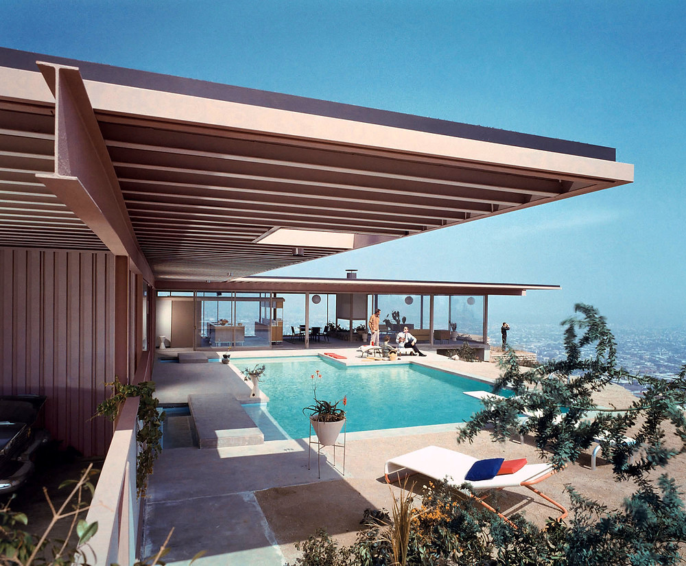 Stahl House (Case Study House #21), Los Angeles