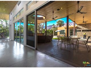 Home of the Day: 1125 E. Granvia Valmonte, Movie Colony, Palm Springs 92262