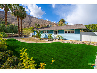 Home of the Day: 270 W. Camino Descansco, The Mesa, Palm Springs