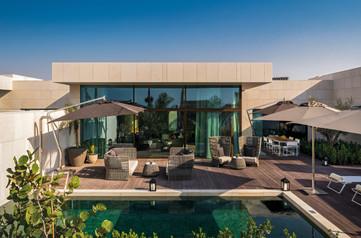 The Bvlgari Resort Dubai_Beach Pool Vill